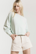 Cotton French Terry Pullover