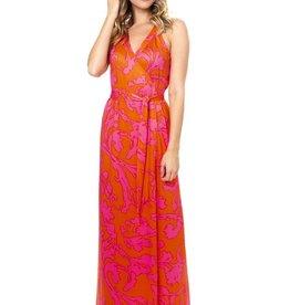 Sharon Maxi Wrap Dress