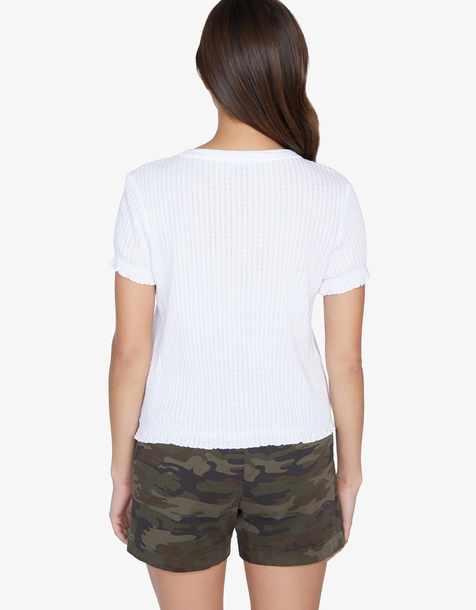 Cut to The Pointelle Tee
