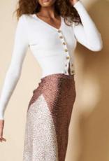 Hutch Bess Combo Skirt