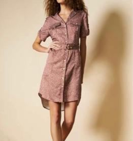 Hutch Faith Mini Shirt Dress