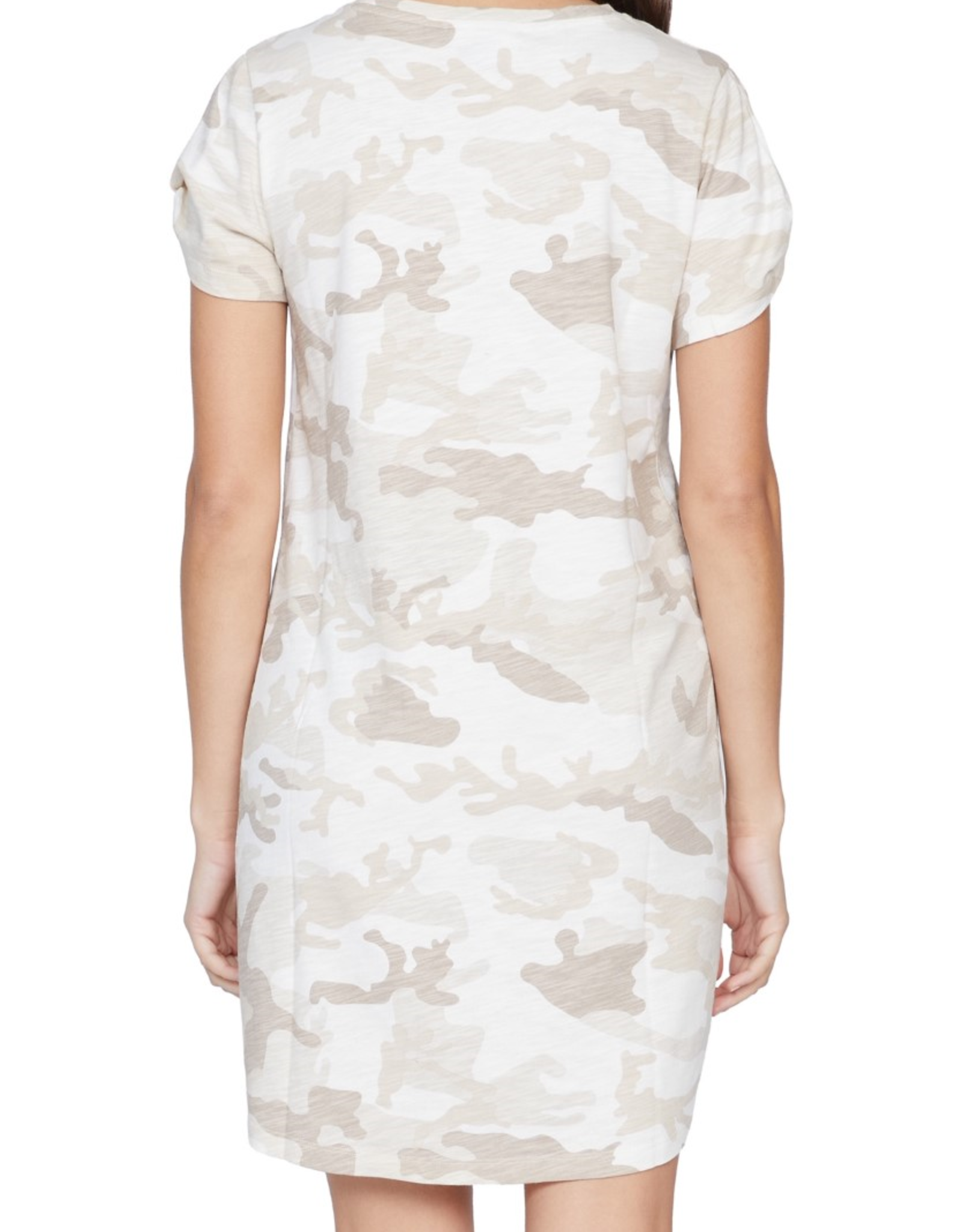 Twisted T-Shirt Dress