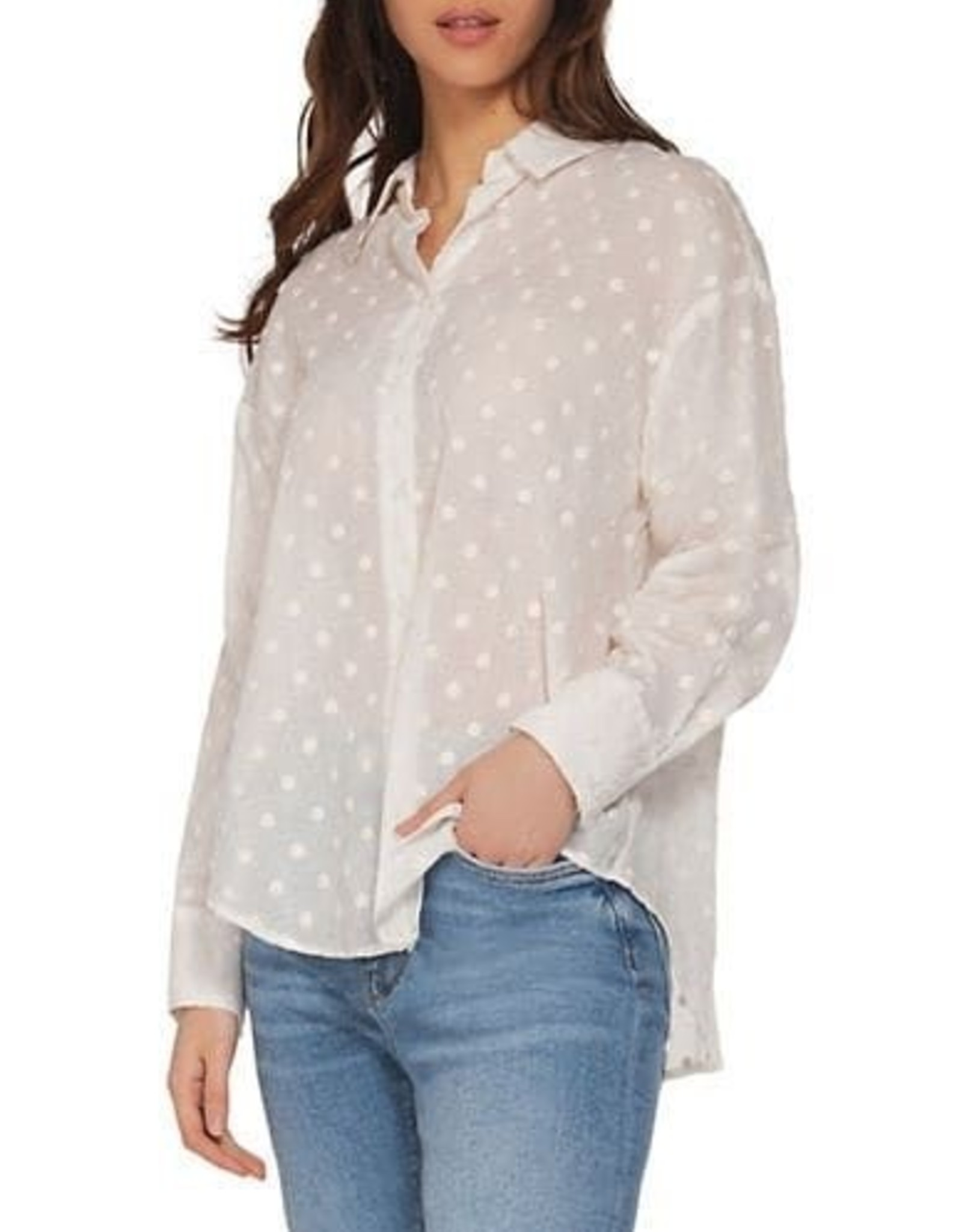 Button Down Shirt Long Sleeve