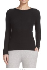 Leeds Long Sleeve Ribbed Top