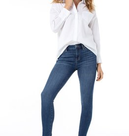 liverpool Abby Ankle Skinny Jean