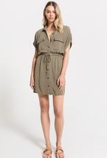 Adria Shirt Dress