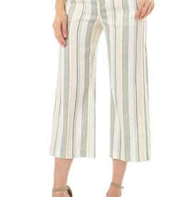 liverpool Stripe Cropped Trouser