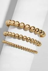 Pisa Bracelets Stack of 3