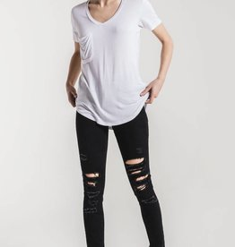 Sleek Jersey Pocket Tee ***See More Colors***
