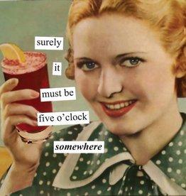 5 O'Clock Somewhere Napkins