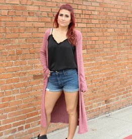 entro Super Soft Cardigan Duster