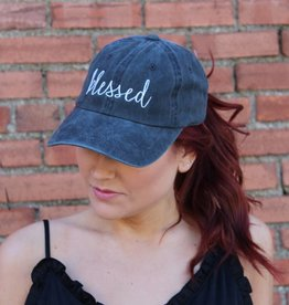 31ten Embroidered Blessed Baseball Cap