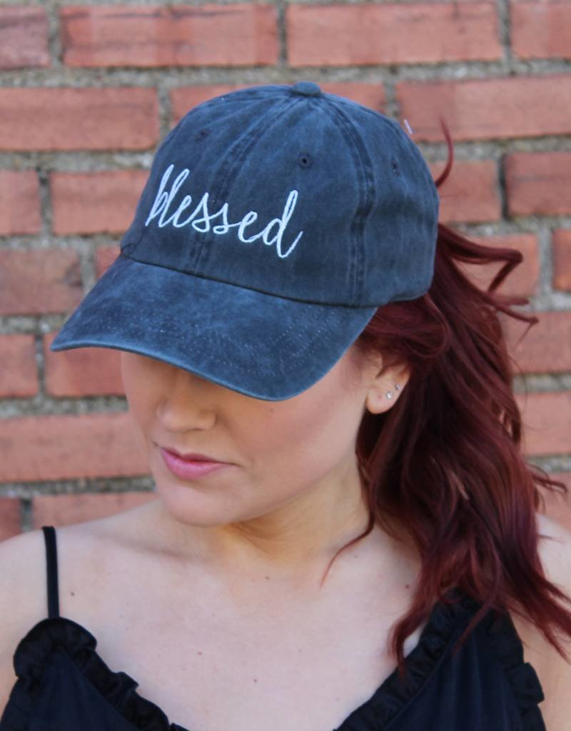 31ten Stiched Blessed Baseball Cap