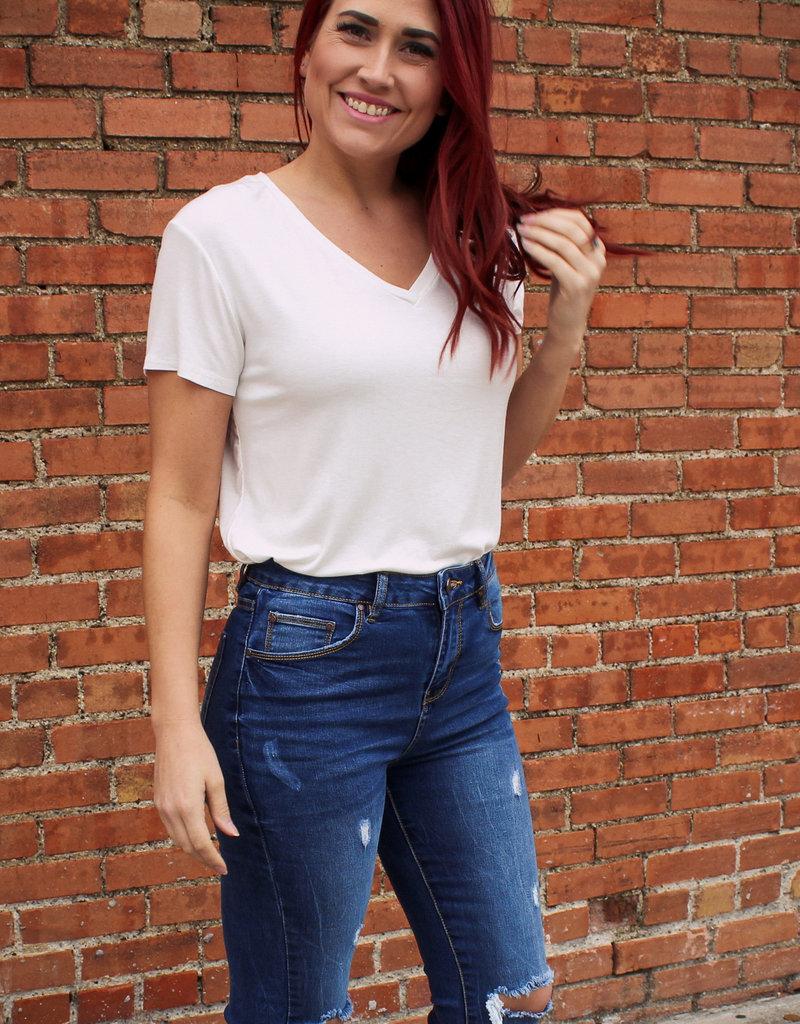 Emma's Closet V-Neck T-Shirt