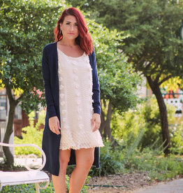 Love Tree Basic Duster Cardigan