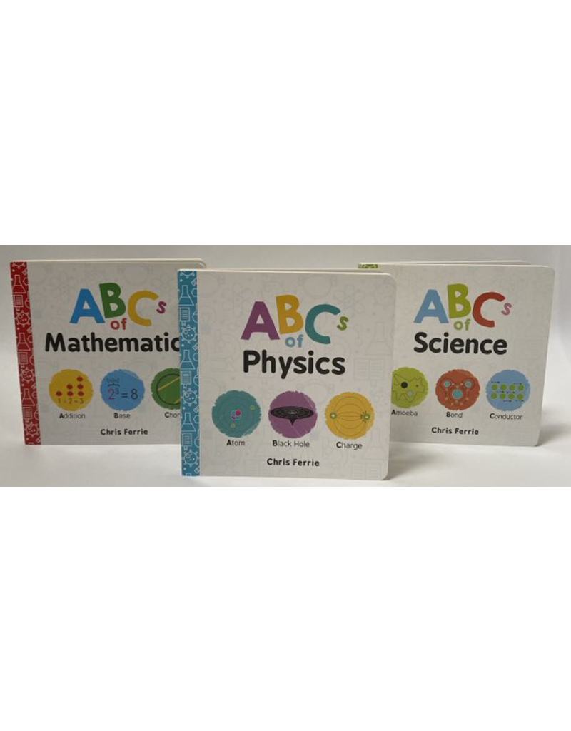 """ABCs of Science"" Book Bundle"