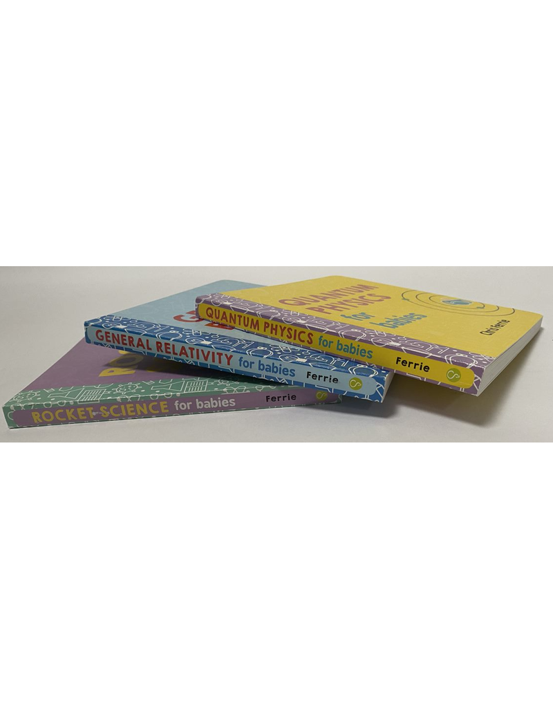 """For Babies"" Book Bundle"