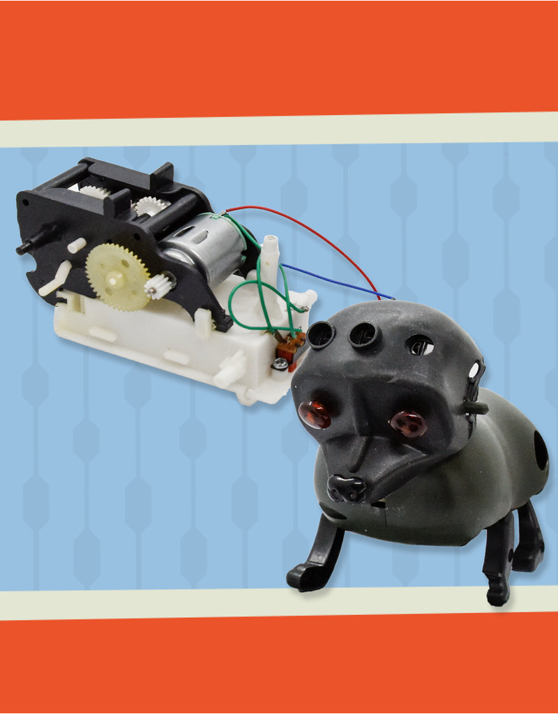 Robotic Pet Vet Kit (I Can Invent Series)
