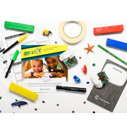 Optibot Kit (I Can Invent Series)