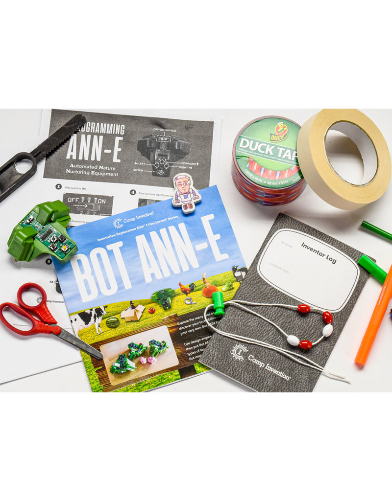 Bot ANN-E Kit (I Can Invent Series)