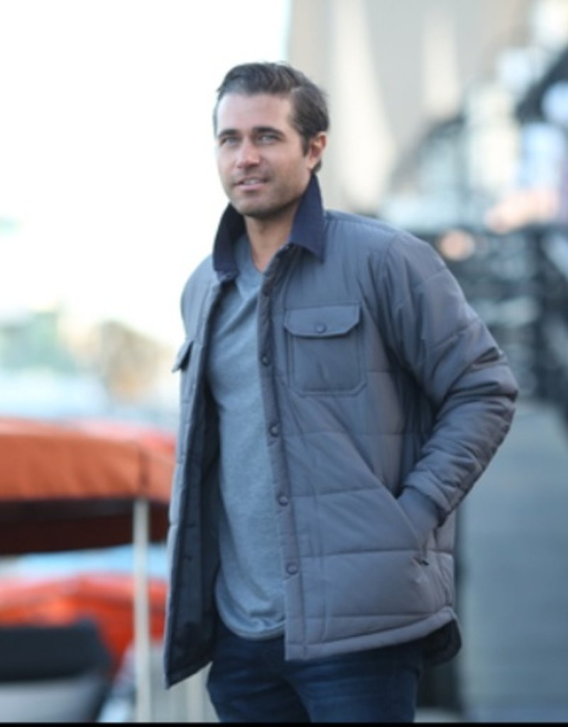 Pines Quilted Jacket