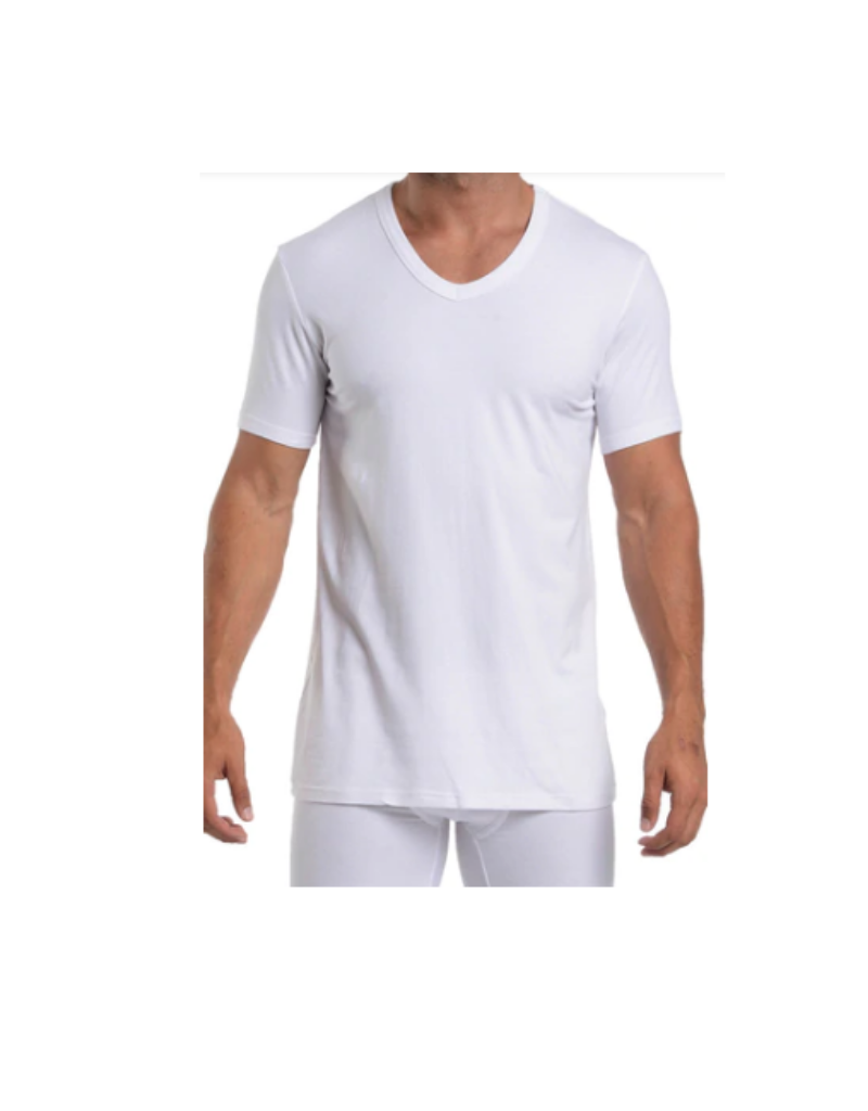 Wood Underwear - Base Shirt/T's V Neck