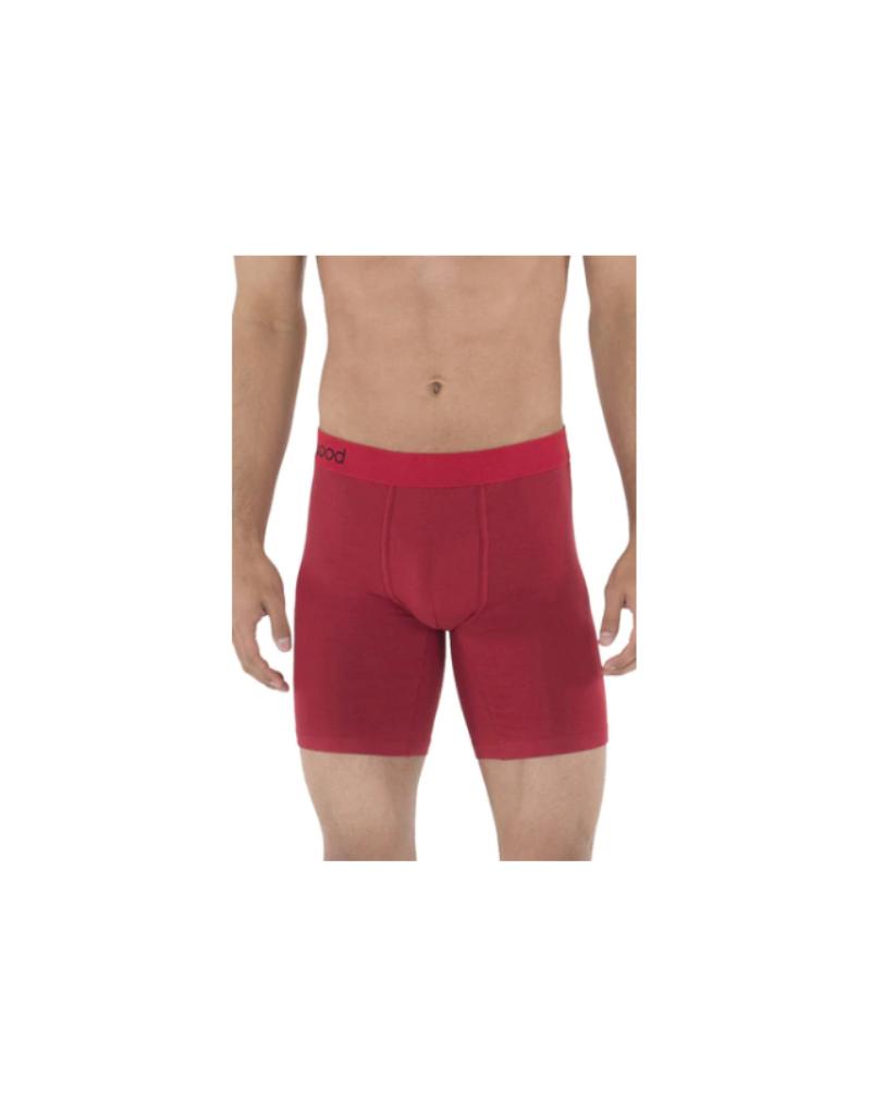 """Wood Underwear - Boxers 6"""" inseam"""