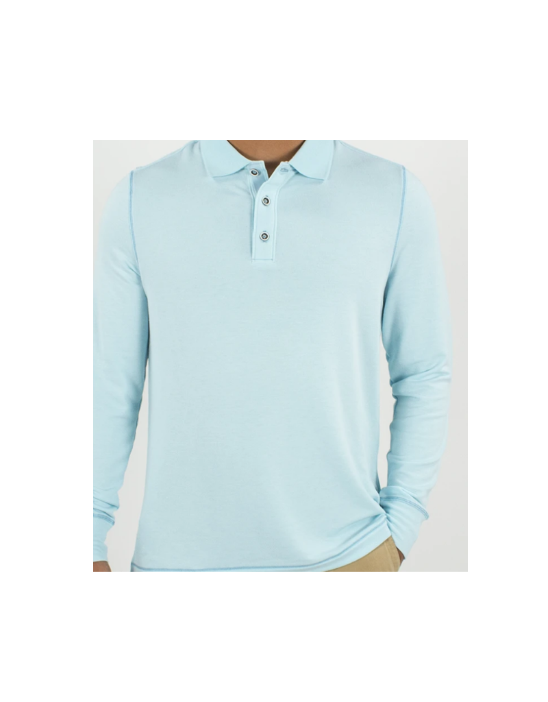 Toes..Helmsman L/S Polo