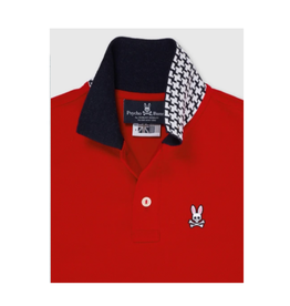 Psycho Bunny Contrast Polos -*More Styles