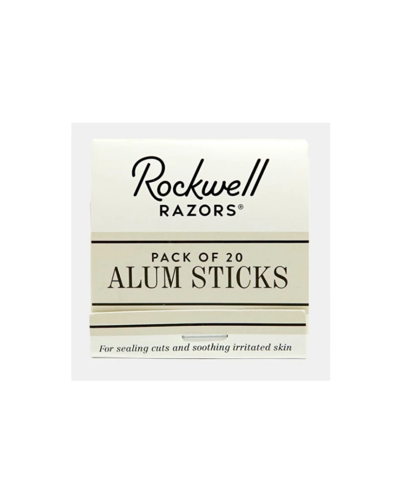 Rockwell Razors - Alum Sticks Pack20