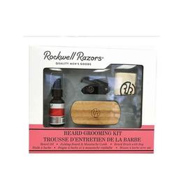 Rockwell Beard Grooming Kit