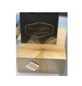 Pour HoMMe Gift Wrapping