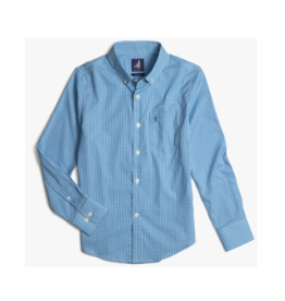 Johnnie-O Performance Gingham -*More Colors