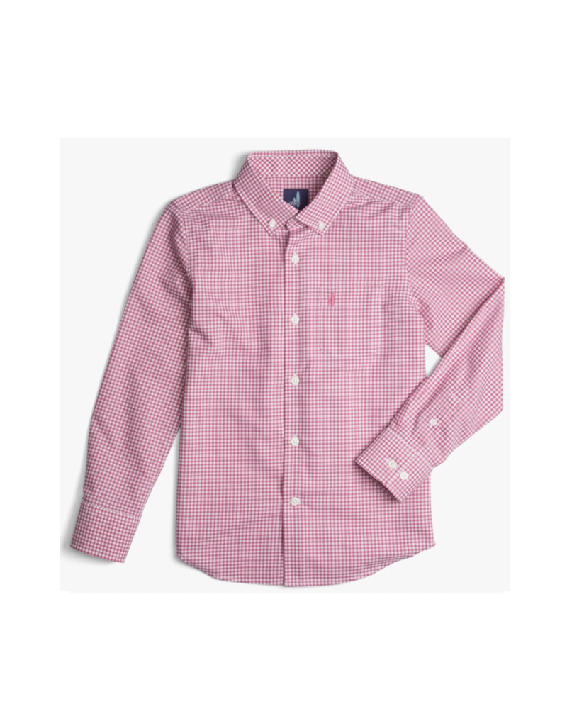 Johnnie-O Performance Gingham Prep Shirts