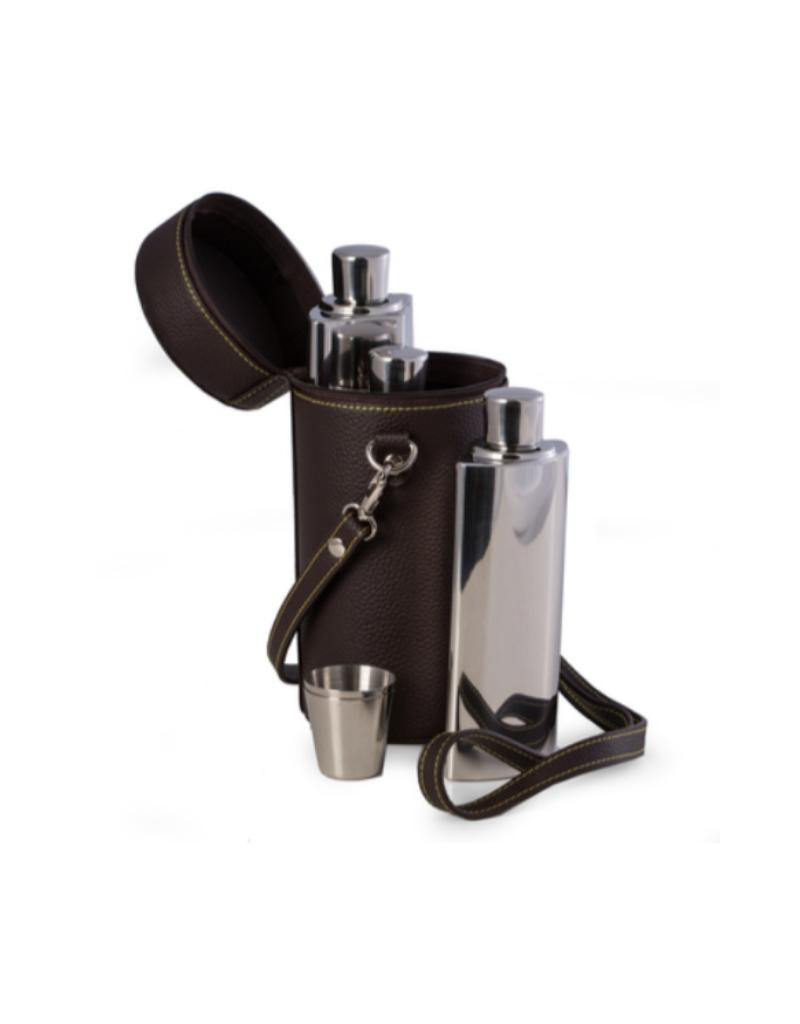 BYOB Travel Flask Set 6pcs