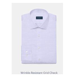 Stantt 2A Lavender Grid Check