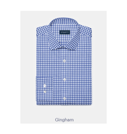Stantt 1A Blue Gingham