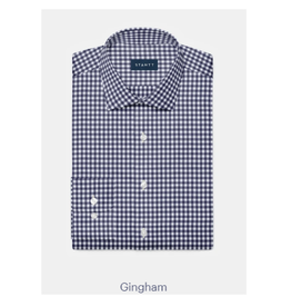 Stantt 1A Navy Gingham