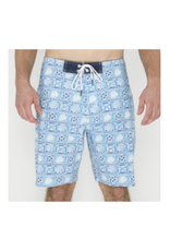 Harbor Blue Board Short
