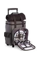 4 Person Picnic Trolley - w/blanket