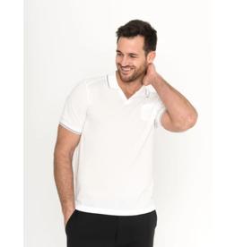 Raffi Raffi Johnny Collar Pique Shirt