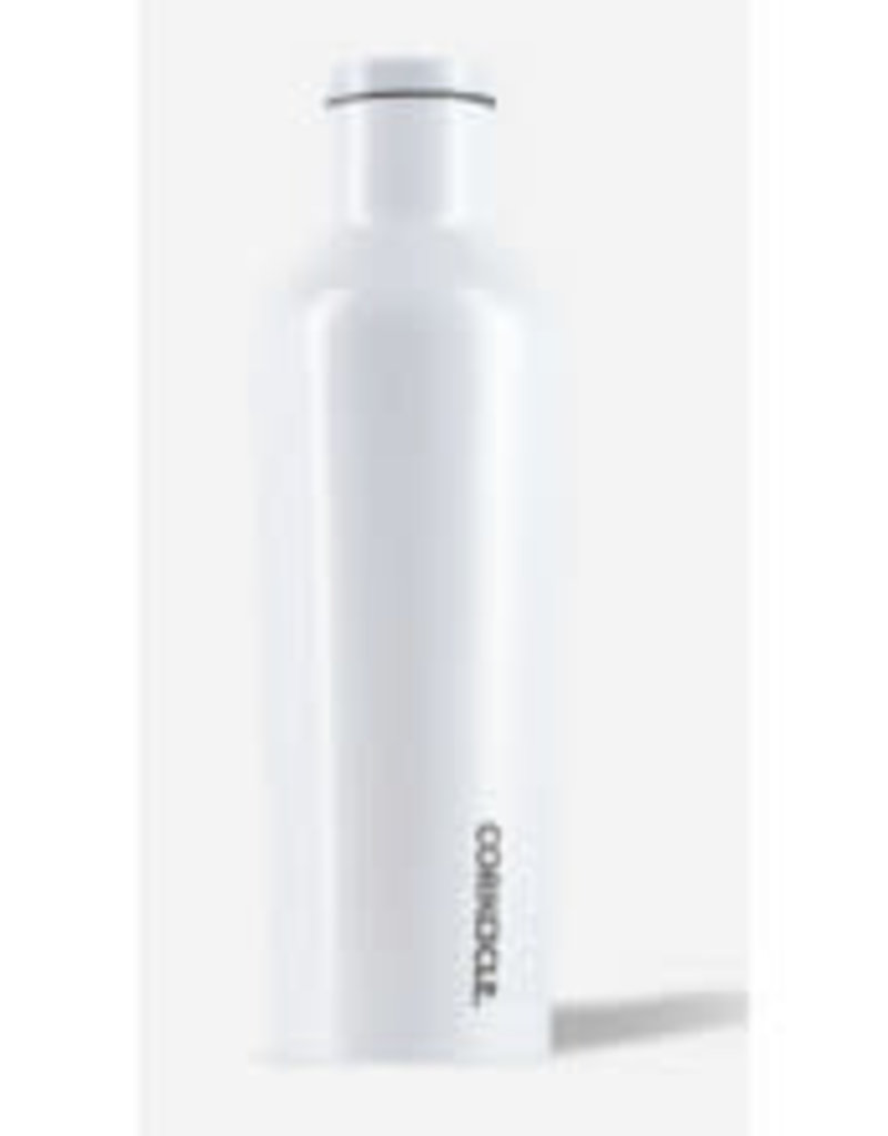Corkcicle - 16oz Canteen Dipped White