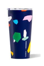 Corkcicle - 16oz Tumbler Blue Confetti