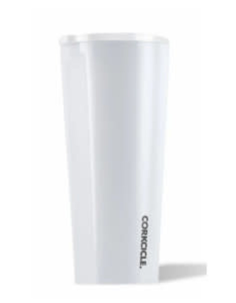 Corkcicle - 16oz Tumbler Dipped White
