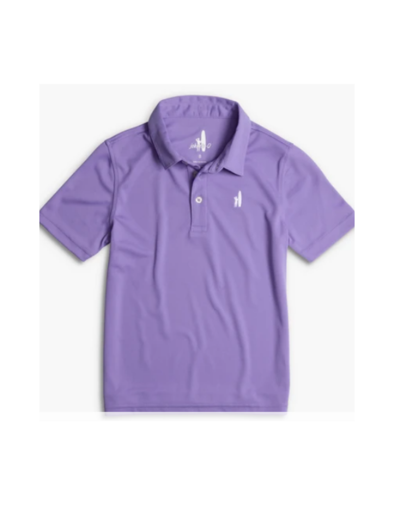 Johnnie-O Johnnie-O - Fairway Purple