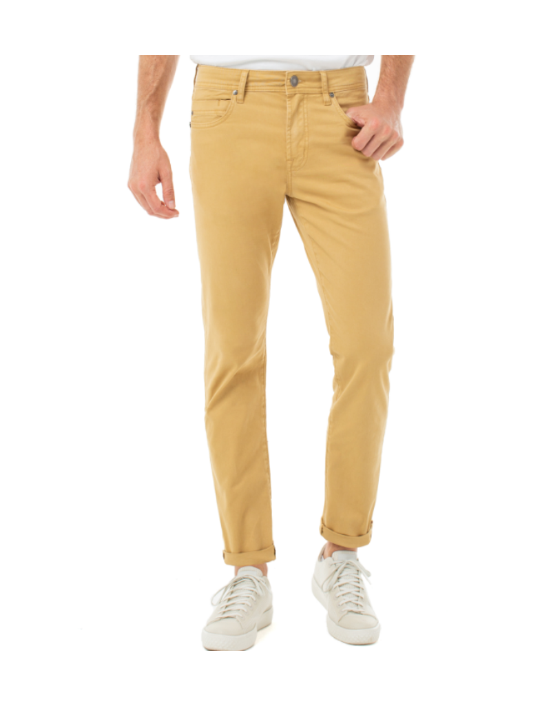Kingston Modern Slim -  British Tan