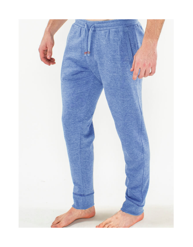 Fleece Jogger - Blue