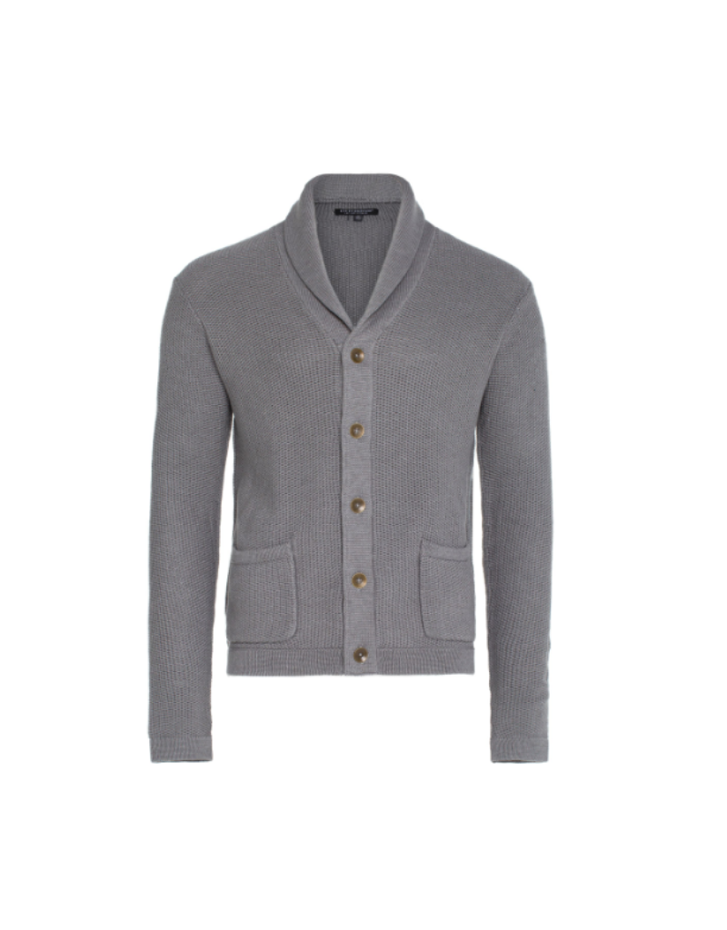 Knit Cardigan - Grey