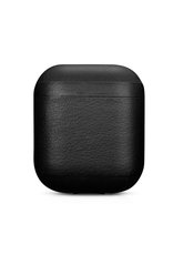 Cairpods Premium Leather AirPods Case - Black