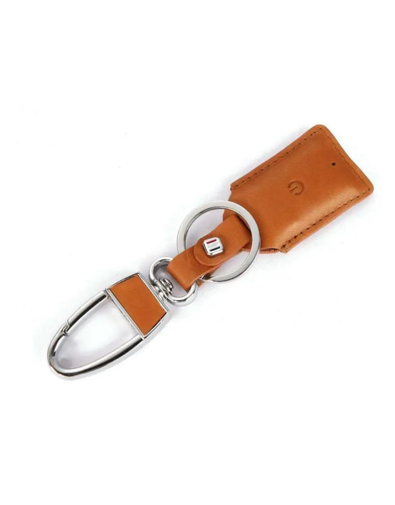 Mad Man Leather Bluetooth Tracker Key Chain